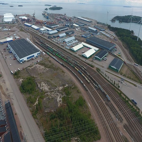 Mipro modernises eastern Finland's marshalling yards, 2016-2018